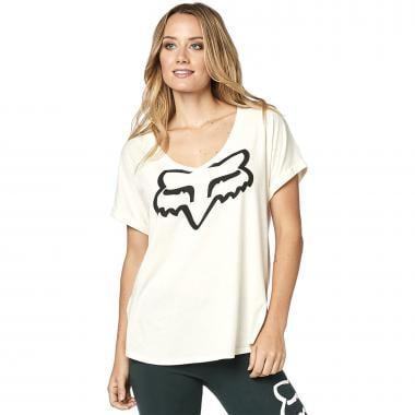 T-Shirt FOX RESPONDED Femme Beige 2019