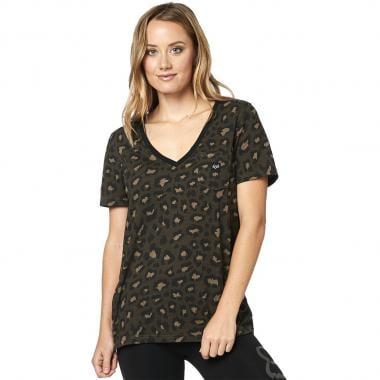 T-Shirt FOX WILD CHILD Femme Vert 2019