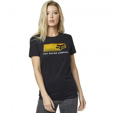 T-Shirt FOX DRIFTER Femme Noir 2020