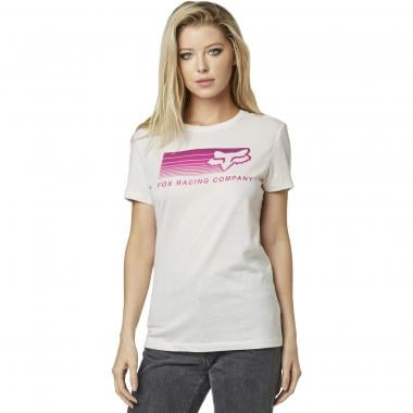 T-Shirt FOX DRIFTER Femme Rose 2020