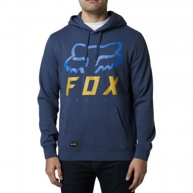 Sweat à Capuche FOX HERITAGE FORGER PO Bleu 2020