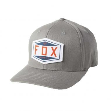 Casquette FOX EMBLEM FLEXFIT Gris 2021