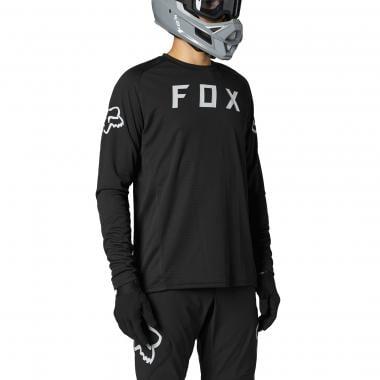 Maillot FOX DEFEND Manches Longues Noir 2021