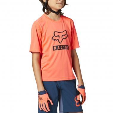Maillot FOX RANGER Enfant Manches Courtes Orange 2021
