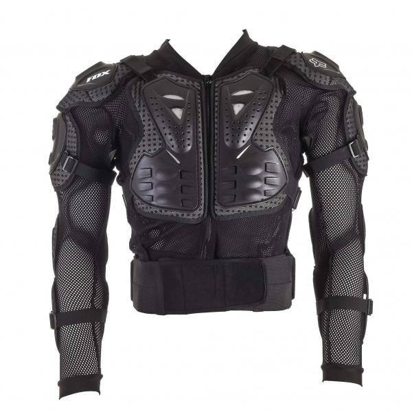 Jacket Titan Probikeshop Sport Schwarz Protektorenjacke Fox OXZPiwkuT