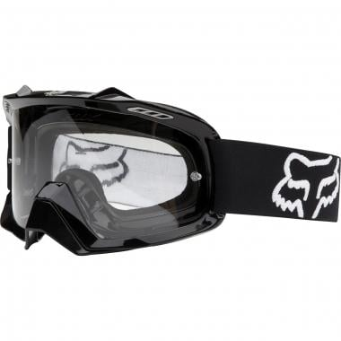 Masque FOX AIRSPACE Polished Black Écran Clear