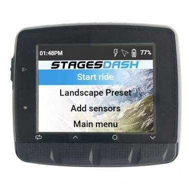 GPS STAGES CYCLING STAGES DASH L50
