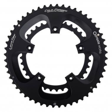 Kit de Pratos VERVE CYCLING INFOCRANK 36/52 110 mm