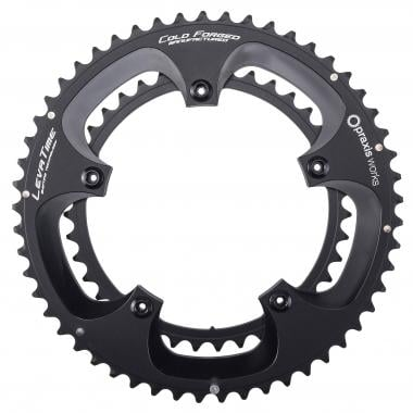 Kit de Pratos VERVE CYCLING INFOCRANK 39/53 130 mm