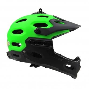 Capacete BELL SUPER 2R MIPS Verde/Preto
