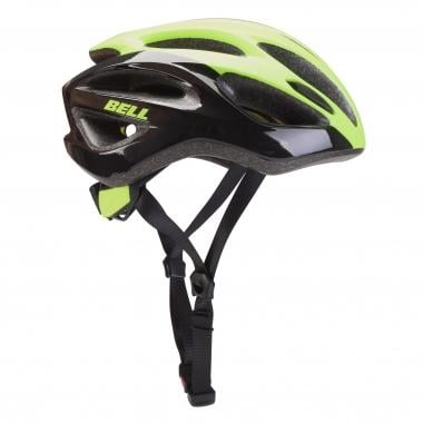 Casco BELL DRAFT Amarillo/Negro