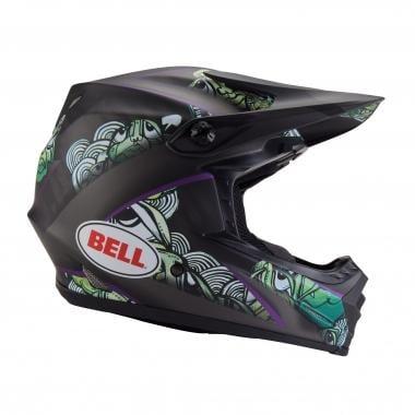 Capacete BELL FULL-9 Preto/Verde