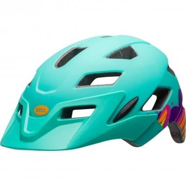 Casque BELL SIDETRACK MIPS Junior Turquoise