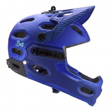 Casque BELL SUPER 3R MIPS JOY RIDE  Bleu/Gris 2017