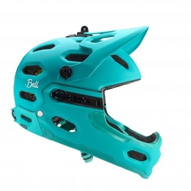 Casque BELL SUPER 3R MIPS JOY RIDE Vert 2017