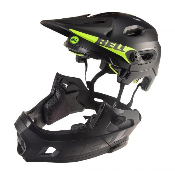 BELL SUPER DH MIPS Helmet Black 2018