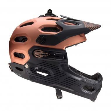 BELL SUPER 3R MIPS Helmet Brown 2018