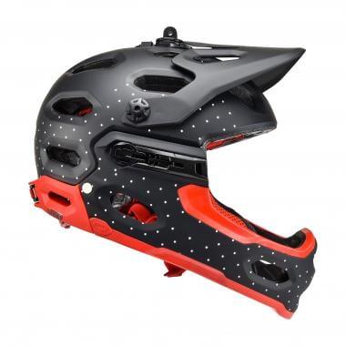 Casque VTT BELL SUPER 3R MIPS Noir/Rouge
