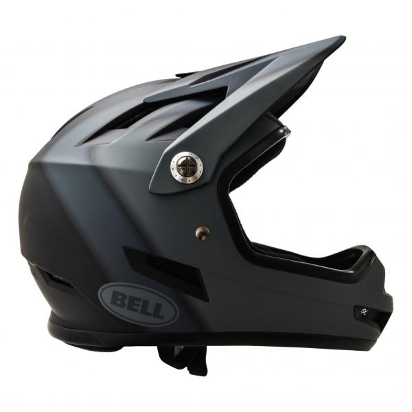 306249cb6ad BELL SANCTION Helmet Black Grey 2019 - Probikeshop