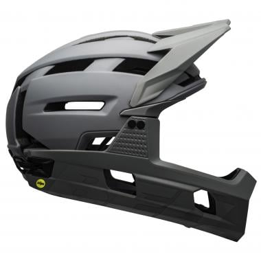 Casque VTT BELL SUPER AIR R MIPS Gris Mat 2020
