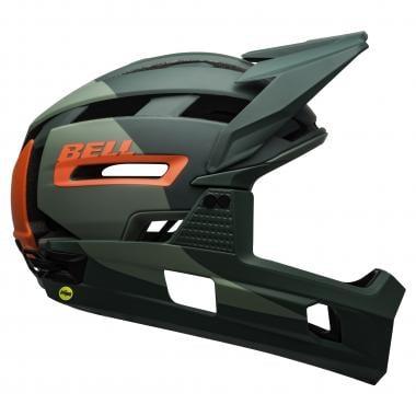Casque VTT BELL SUPER AIR R MIPS Vert/Orange