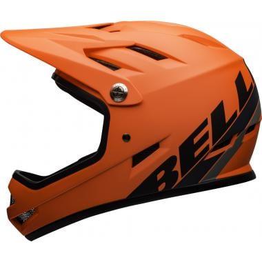 Casque VTT BELL SANCTION Orange/Noir 2020