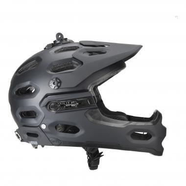 Casque VTT BELL SUPER 3R Gris/Noir