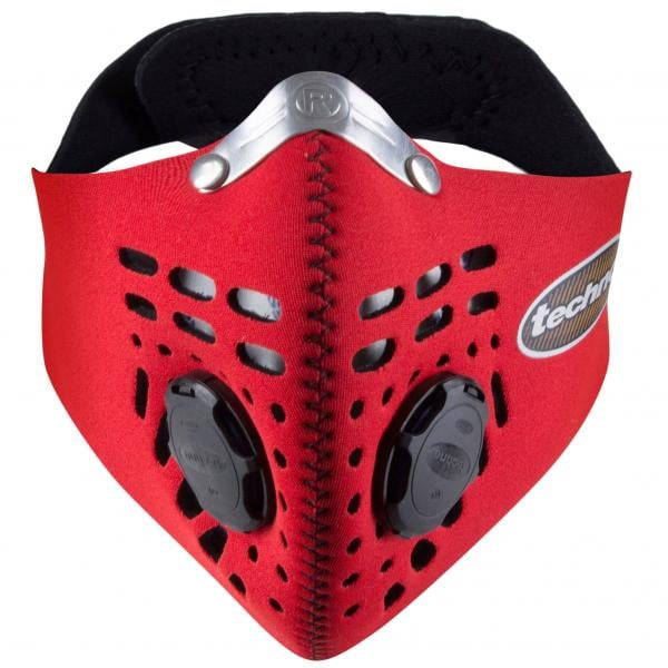 masque anti pollution respro techno mask rouge probikeshop. Black Bedroom Furniture Sets. Home Design Ideas