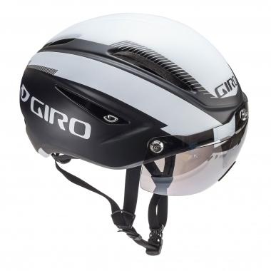 Casco GIRO AIR ATTACK SHIELD Nero/Bianco