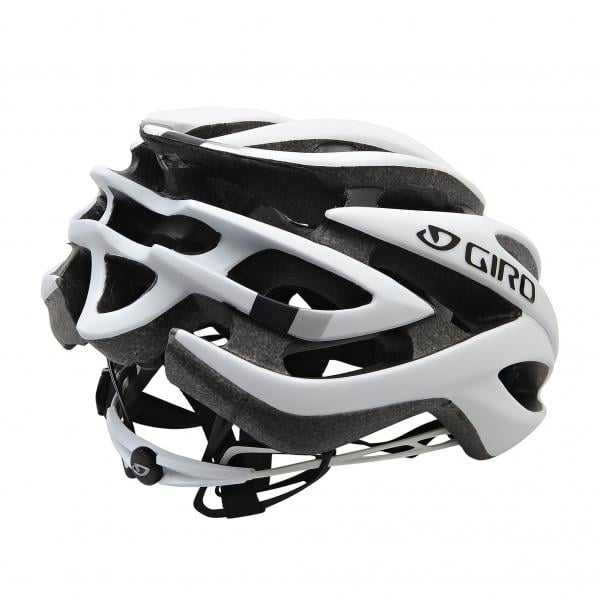 2389bafb9e553 GIRO ATMOS 2 Helmet Mat White Silver - Probikeshop