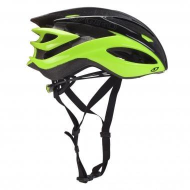GIRO ATMOS 2 Helmet Mat Black/Neon Yellow