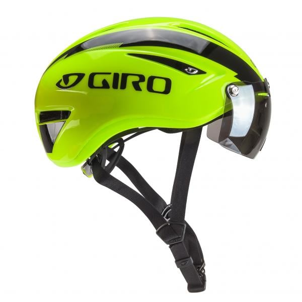 Giro Air Attack Shield Helmet Neon Yellowblack Probikeshop