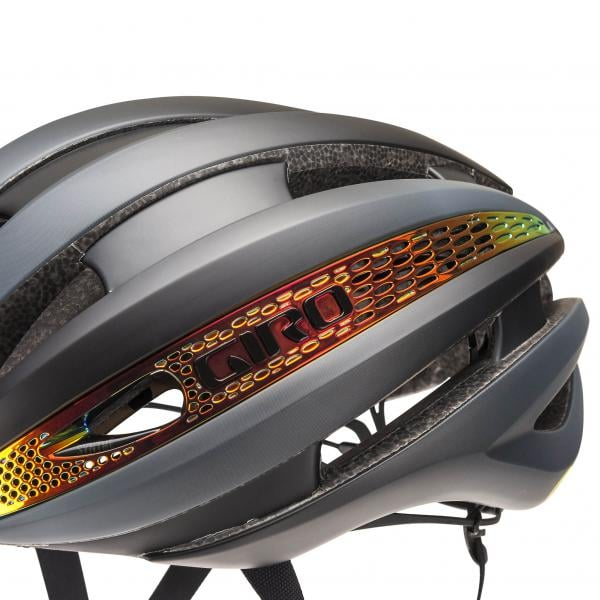 casque giro synthe mips gris 2018 probikeshop. Black Bedroom Furniture Sets. Home Design Ideas