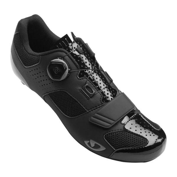 fb01a536af0 Chaussures Route GIRO TRANS BOA Noir 2018 - Probikeshop