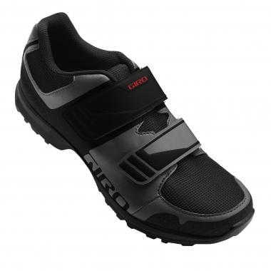 Chaussures VTT GIRO BERM Noir/Gris