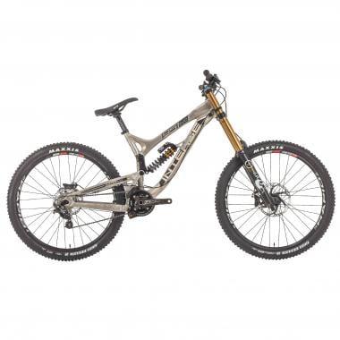 """Mountain Bike INTENSE 951 GRAVITY 27,5"""" Aluminio pulido 2015"""