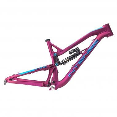 "Cuadro de Mountain Bike INTENSE UZZI 27,5"" Amortiguador FOX DHX RC2 Violeta/Azul 2016"