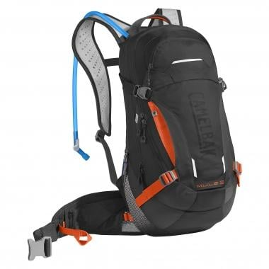 Sac d'Hydratation CAMELBAK M.U.L.E. LR 15 Noir/Orange 2017