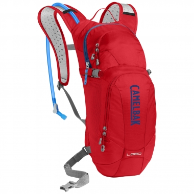 CAMELBAK LOBO Hydration Backpack Red/Blue 2017