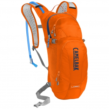 CAMELBAK LOBO Hydration Backpack Orange/Blue 2017