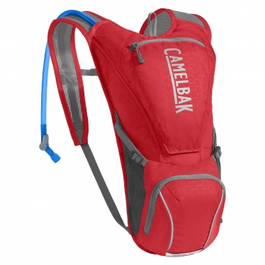 CAMELBAK ROGUE Hydration Backpack Red/Silver 2017