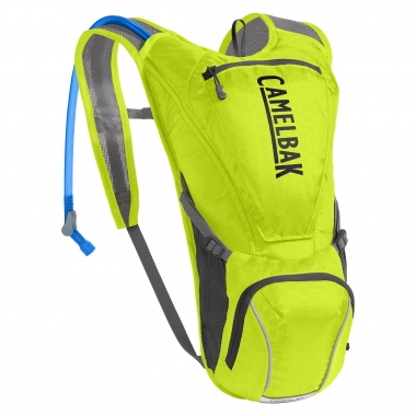 CAMELBACK ROGUE Hydration Backpack Yellow/Silver 2017