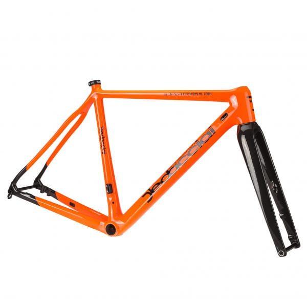 DEDACCIAI SUPERCROSS DB Cyclocross Frame Orange - Probikeshop