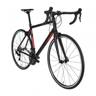 Rennrad SERIOUS VALPAROLA Shimano 105 R7000 34/50 Schwarz/Rot 2020