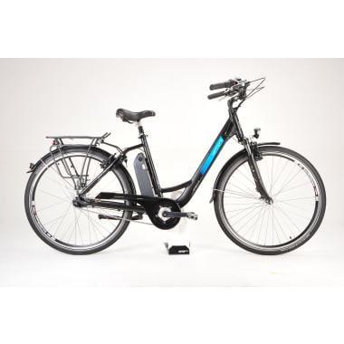 CDA - Vélo de Ville Électrique VERMONT E-JERSEY Noir 2019 - Taille 52