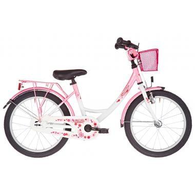 "CDA - Vélo Enfant VERMONT GIRLY 18"" Rose/Blanc 2021"