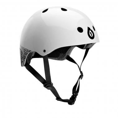 Casque SIXSIXONE 661 DIRTLID Blanc