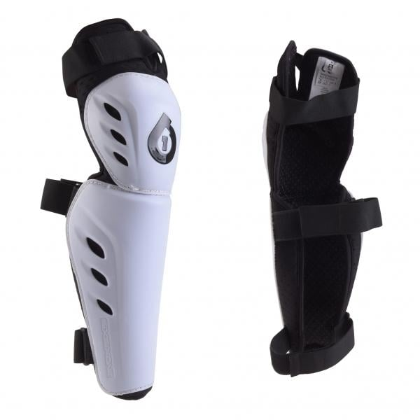 SIXSIXONE 661 COMP Knee Guards White