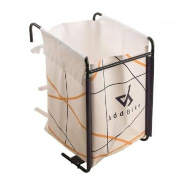 CDA - Module de Transport ADDBIKE CARRY'BOX pour Kit Vélo Cargo