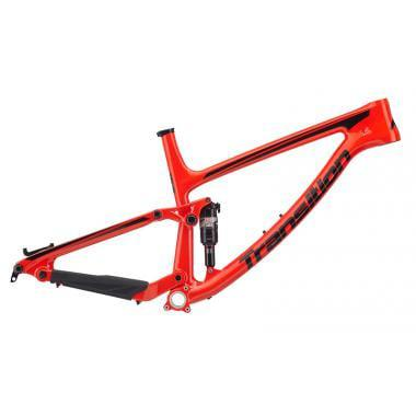 "Cadre VTT TRANSITION BIKES SCOUT CARBON 27,5"" Amortisseur ROCKSHOX Monarch RT3 Debonair Orange"